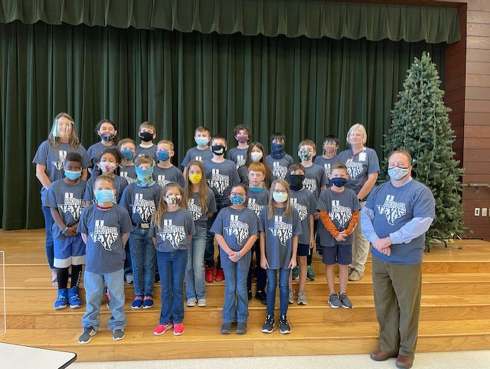 When the pandemic prevented 4th grade classes at Alton Elementary in Brenham ISD from going to...