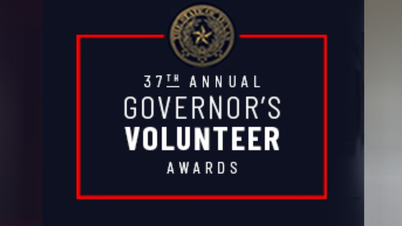 37th Annual Governor's Volunteer Award