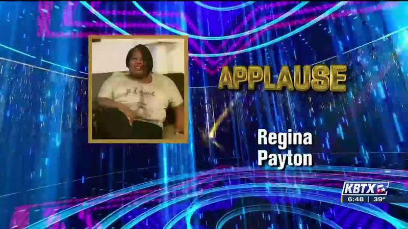 Applause- November 30, 2020