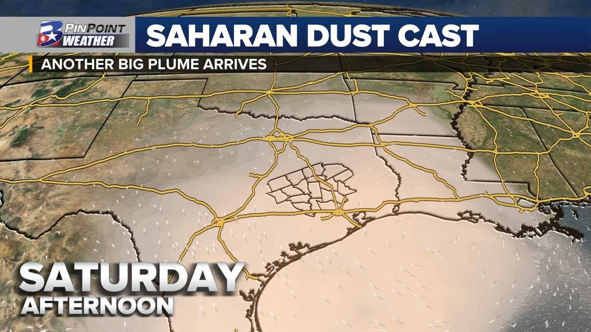 Hazy, dull, gray skies are expected across the Brazos Valley this weekend and into early parts...