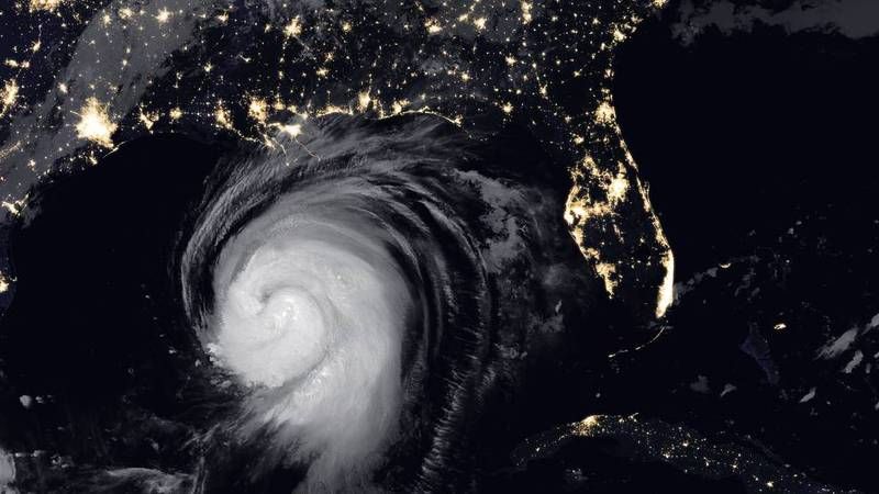 The Visible Infrared Imaging Radiometer Suite (VIIRS) on NOAA-20 acquired this image of...