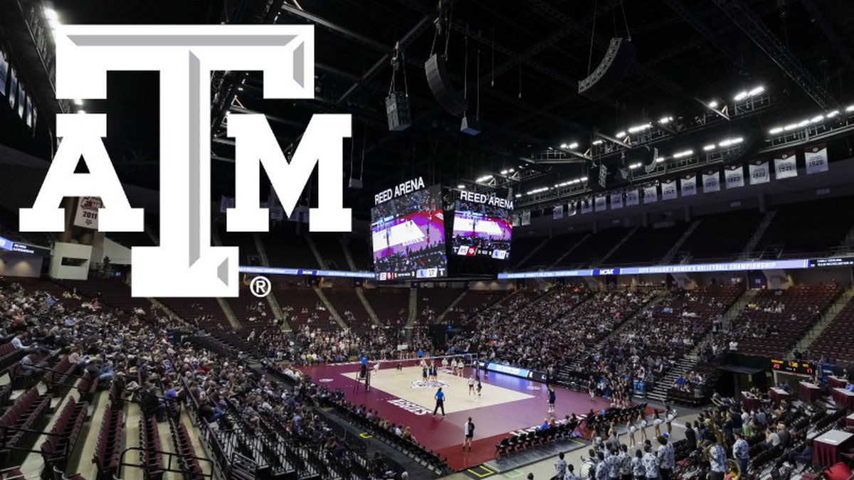 Texas A&M Volleyball