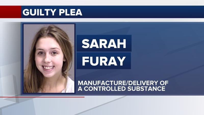 Sarah Furay pleads guilty.