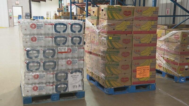 Brazos Valley Food Bank Hurricane Bundles