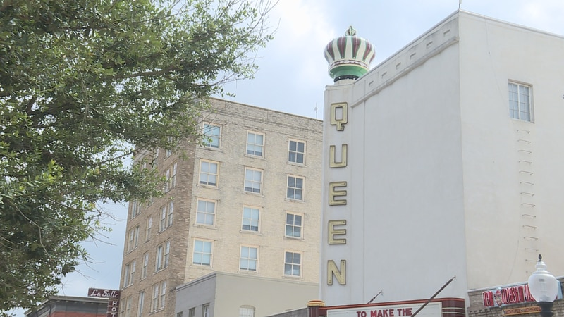 Along with its counterpart across the street, the Queen Theater is expected to reopen under new...