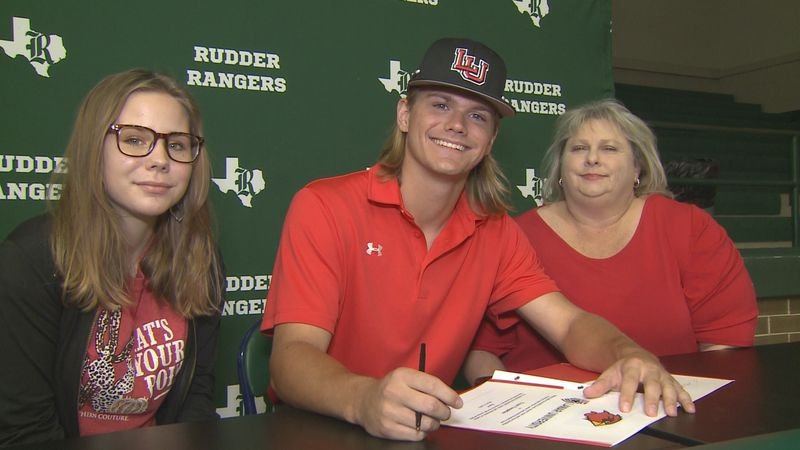 Rudder head baseball coach Chase Sanford announced Wednesday afternoon that Ranger pitcher...