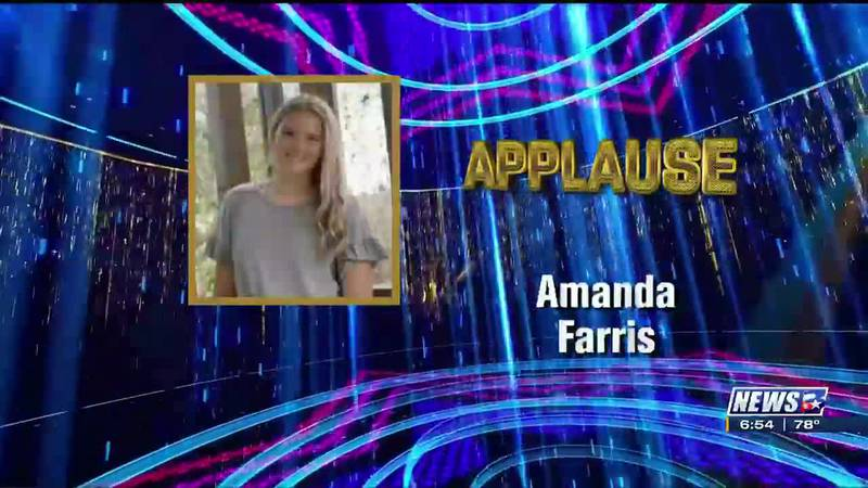 Applause  - June 7, 2021