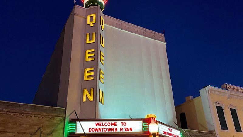 The Queen Theatre