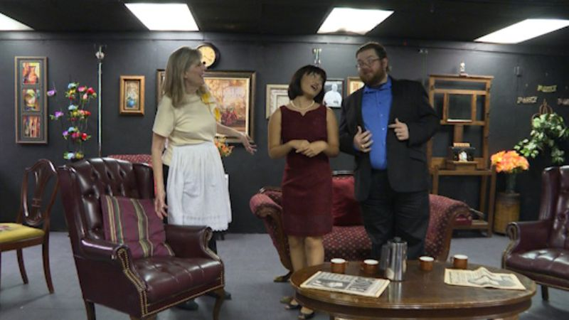 Brazos Valley Troupe reopens to an audience this weekend.