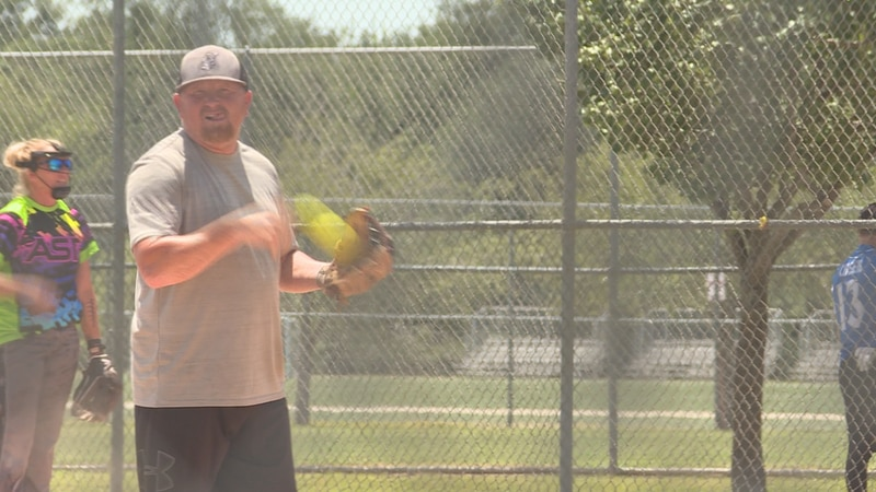 Texas A&M Associate Clinical Professor Mike Sandlin says August is the month where athletes and...