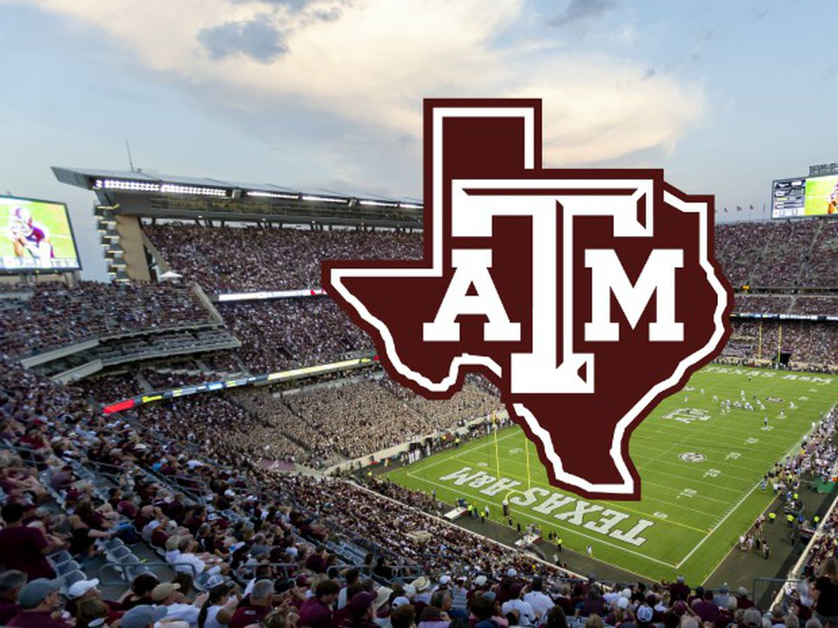 Texas A M Football Settles Rules Violation With Ncaa