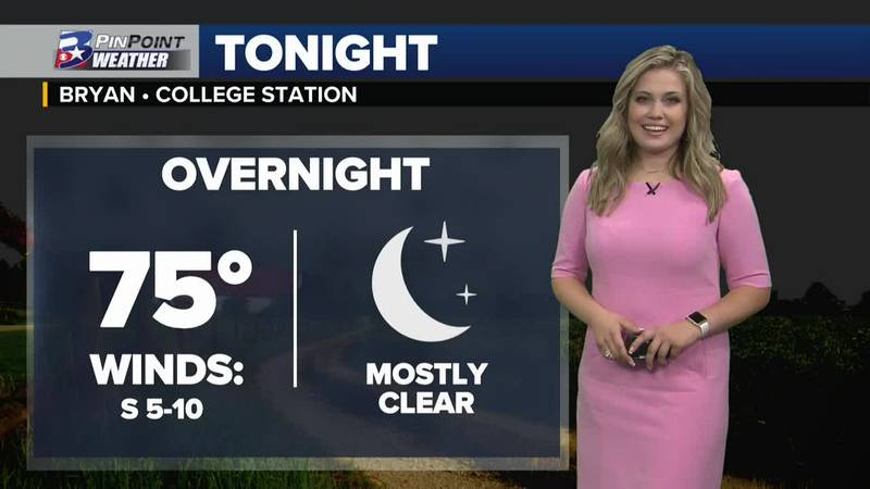 Friday Evening Weather Update 7/23