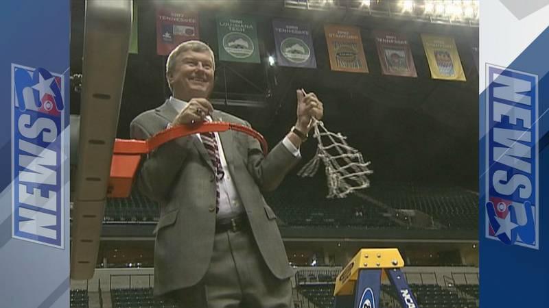 Gary Blair won the 2011 NCAA Women's Basketball National Championship following a 76-70 win...