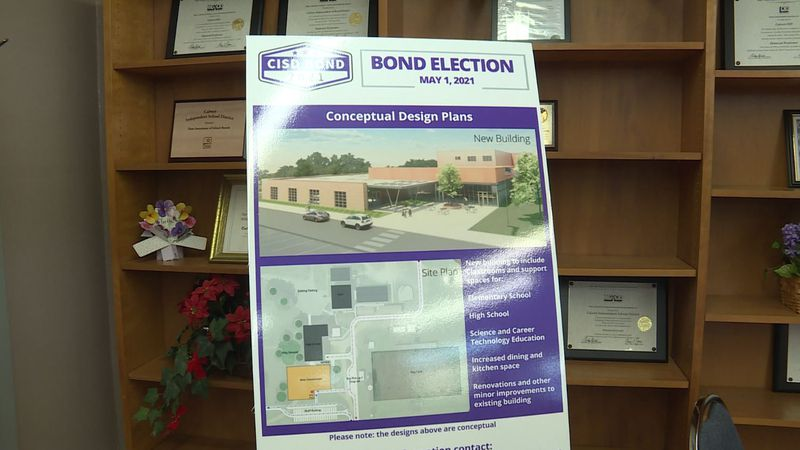 A $10 million bond is being presented to voters.