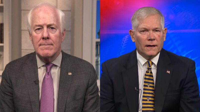 Sen. Cornyn and Rep. Sessions