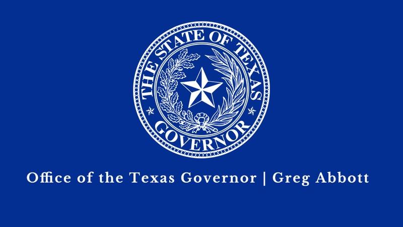 Office of the Texas Governor   Greg Abbott