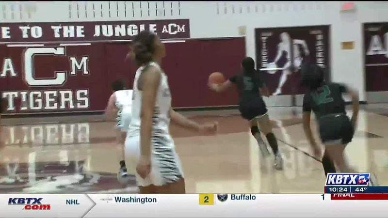 Lady Ranger defense secures win over A&M Consolidated 53-52