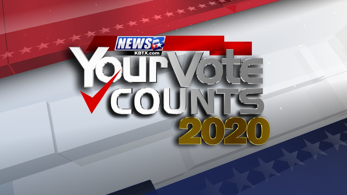 Your Vote Counts 2020 Graphic