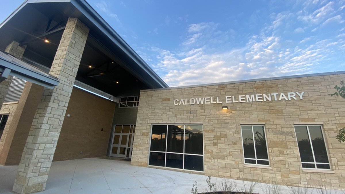 Caldwell ISD new Elementary School