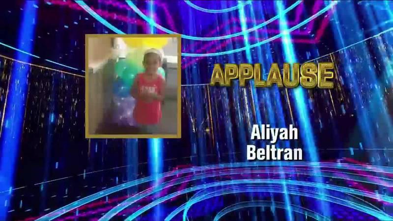 Applause- September 27, 2021