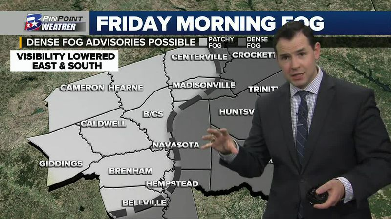 Thursday Night Weather Update 1/21