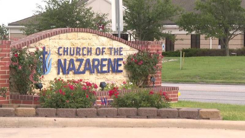 The Church of the Nazarene in Bryan