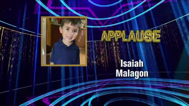 Applause- September 7, 2021