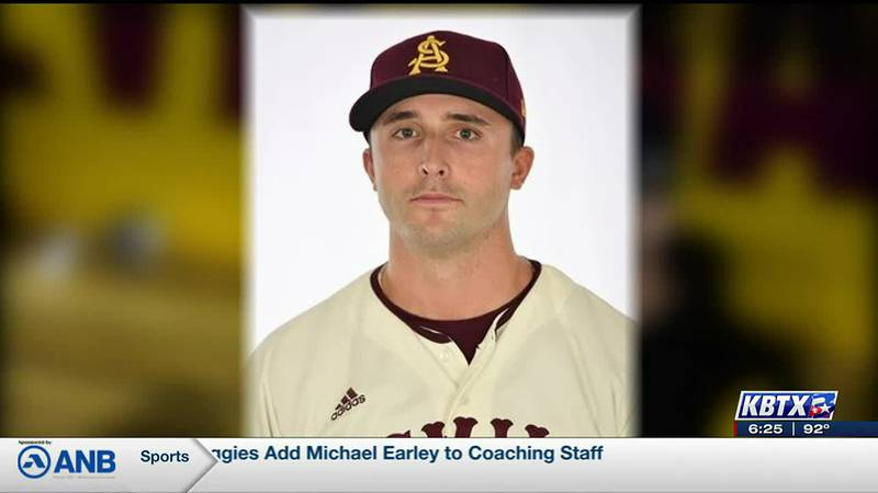 Aggies Add Michael Earley to Coaching Staff