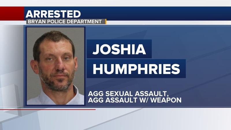 Joshia Humphries, arrested 07/04/2021