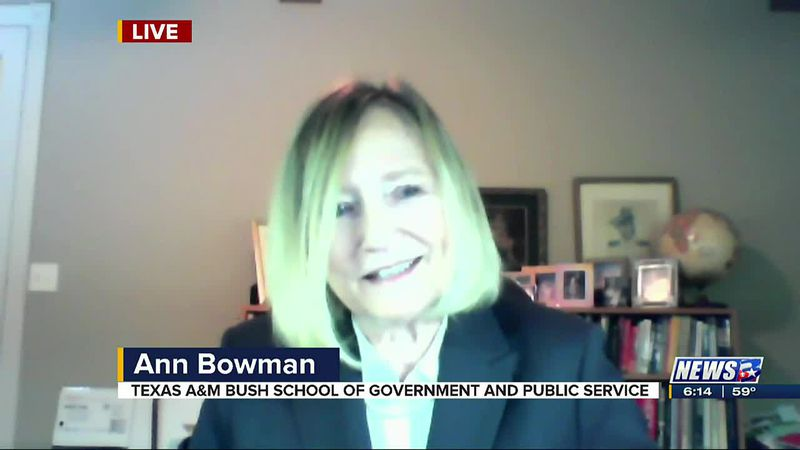 Ann Bowman is a scholar of state and local government at the Texas A&M Bush School of...
