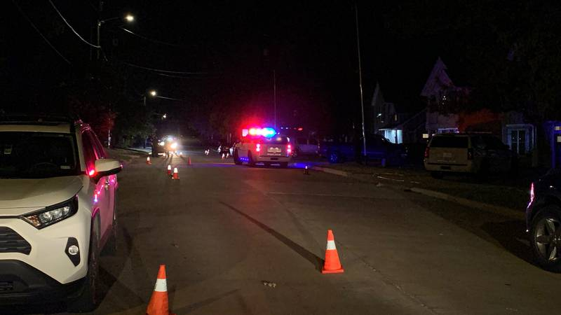 At least one person was shot Tuesday night on Fairway Drive near W Villa Maria Road and S...
