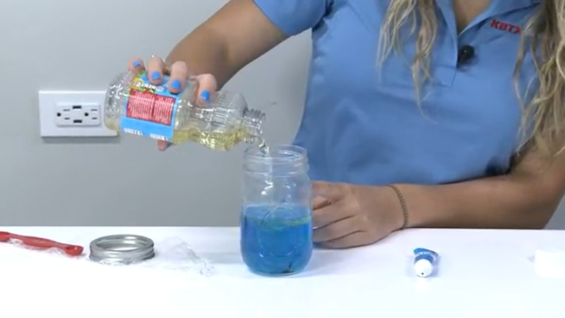 You can have some science fun using items from your kitchen!