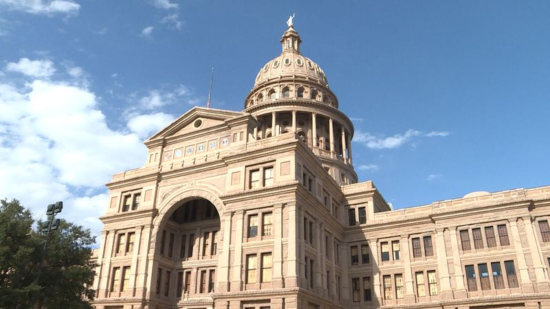 The Texas Capitol and the Capitol grounds will be closed from Saturday through next Wednesday...