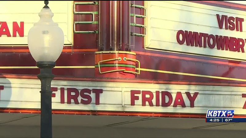Treat of theDay: First Friday in Downtown Bryan