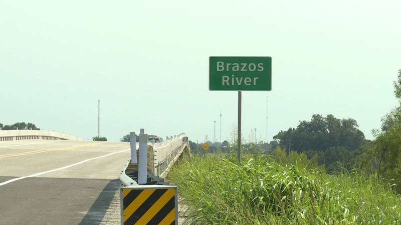The new Brazos River Bridge for Highway 105 was dedicated on September 10.