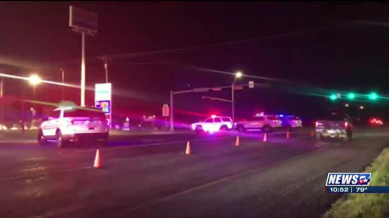 Police investigating fatal crash involving motorcycle in Bryan