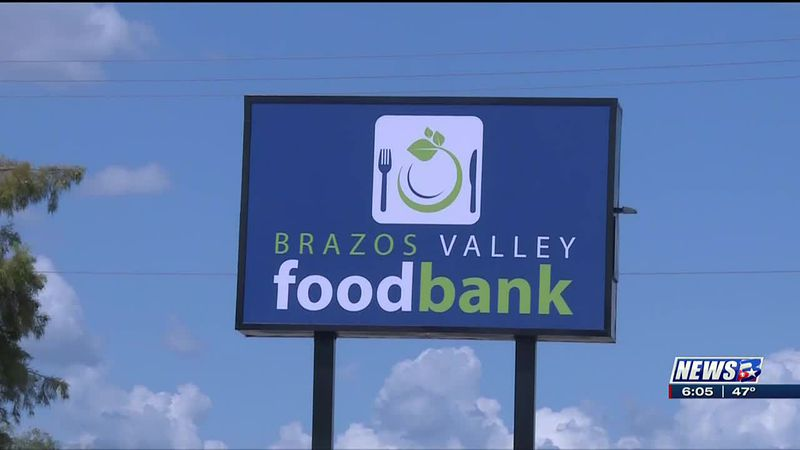Brazos Valley Food Bank program helps people in need become self-sufficient