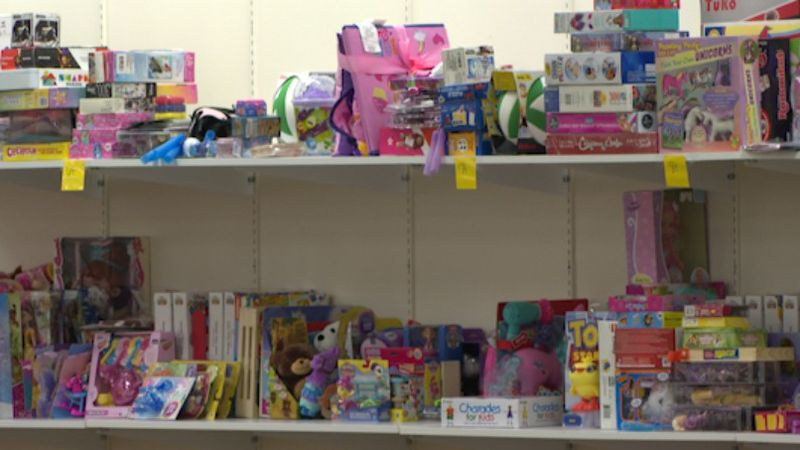 Salvation Army in need of more volunteers for its annual Angel Tree program.