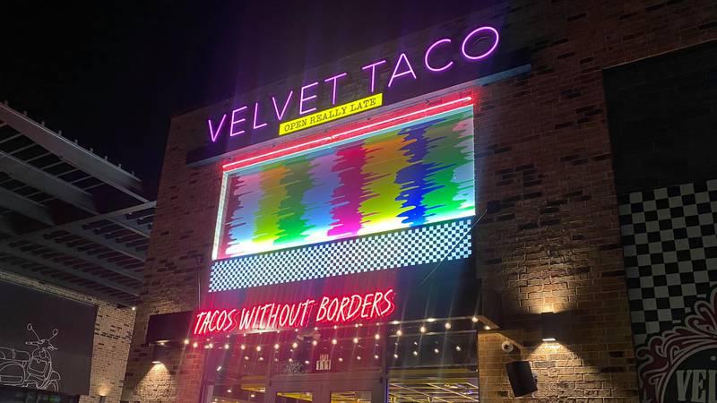 Velvet Taco now open in College Station