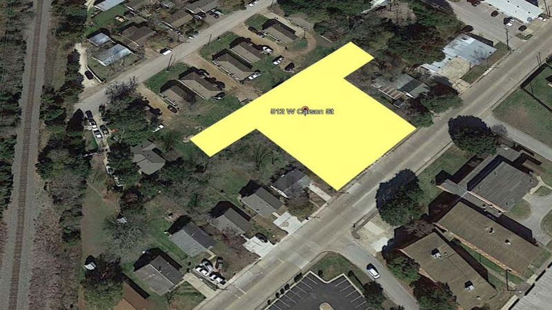 Land on West Carson Street is being purchased by the city.