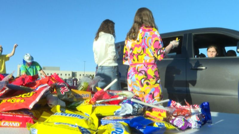The REACH Project hosts drive-thru trick-or-treating event Friday.