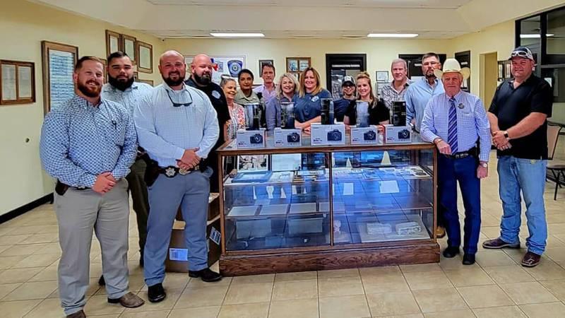 Grimes County True Blue Foundation