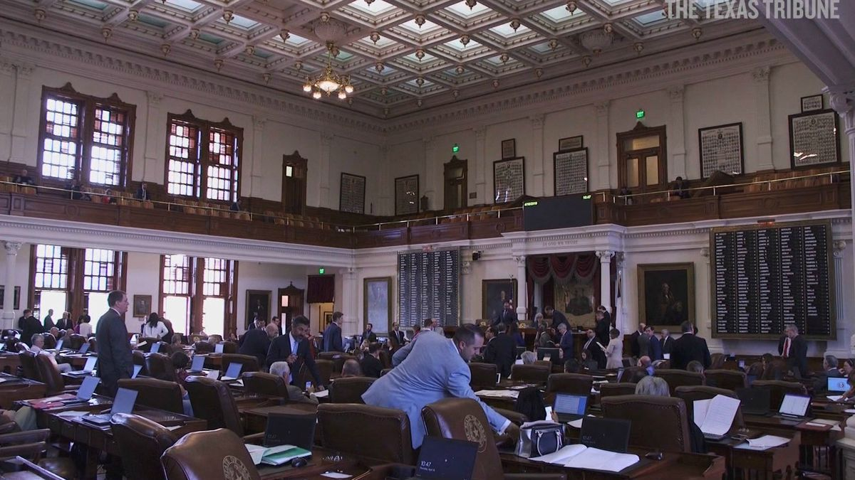 Wrapping Up The Texas Legislature With Local Lawmakers Raney Kacal
