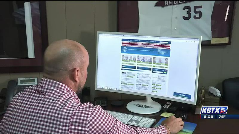College Station business owner warns about unemployment scams