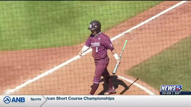 Aggies Complete New Mexico State Sweep