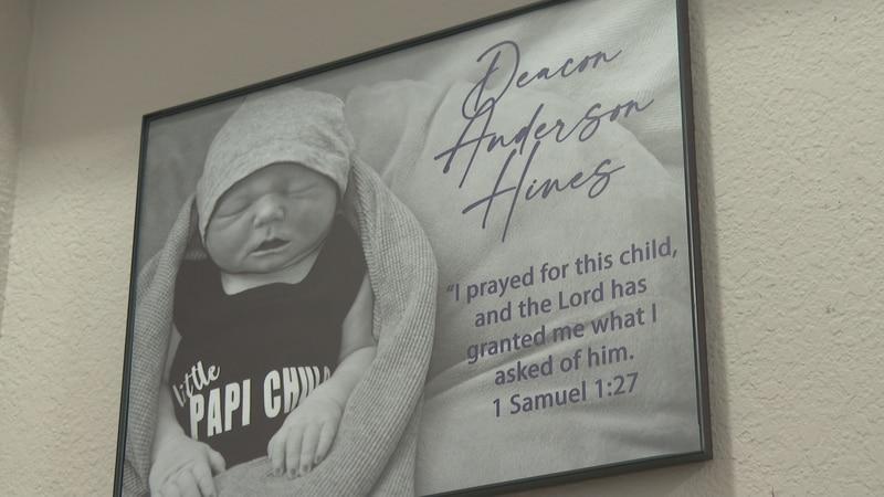 Deacon Anderson Hines
