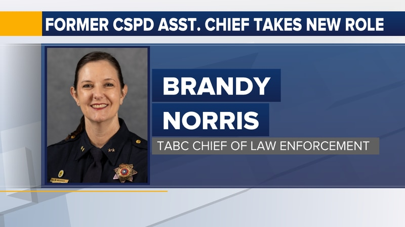 Brandy Norris is making history with new role.
