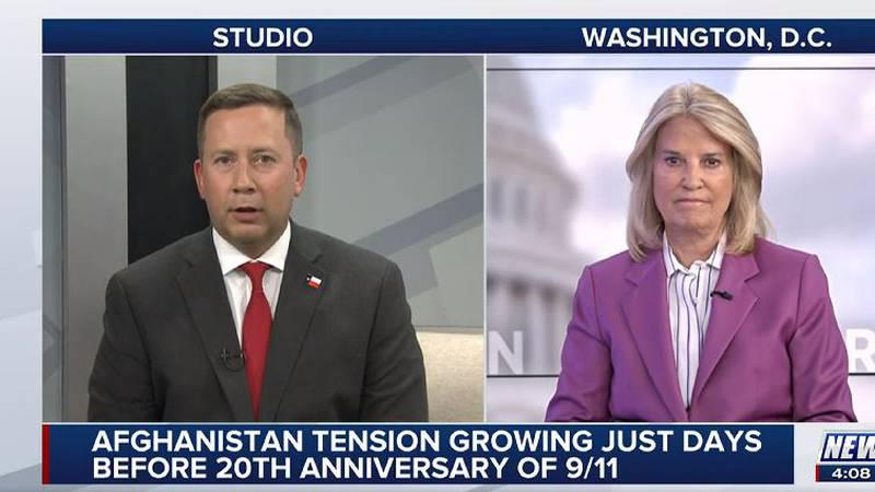 Rusty Surette speaks with Greta Van Susteren days ahead of the anniversary of the September 11...