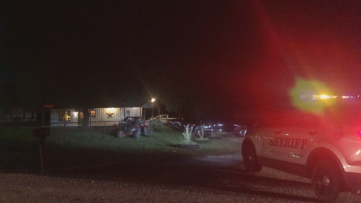 Brazos County deputies say two men on a Polaris drove to a home Saturday night on Shady Lane...