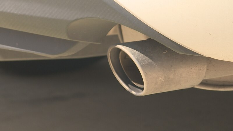 Researchers at Texas A&M say they can use water and carbon dioxide captured from car exhaust to...